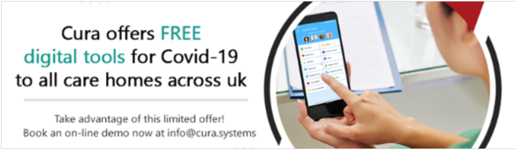 Your Journey to Outstanding Care starts with Cura Systems